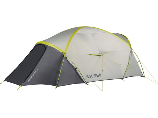 Salewa Sierra Leone III Tent Lightgrey/Cactus
